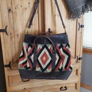 Ralph Lauren Bags - Ralph Lauren Navajo Travel Bag fa093771692df